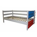 Дитяче односпальне ліжко Легго-1 дерев'яна, фото 6