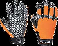 Высокоэффективные перчатки Portwest Comfort Grip A735 Оранжевый, L