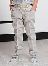 Детские штаны для девочки Нарядная одежда для девочек Одежда для девочек 0-2 Sarah Chole Италия 002T1594152
