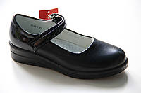 Качественные туфли   для школы 32р-20.7 см  для девочек apawwa, фото 1