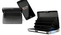 Кошелек E-charge Wallet Зарядное Устройство Powerbank Повербанк Черный цвет 5000 mAh