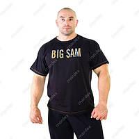 Big Sam, Футболка Bodybuilding Mens T-Shirt 2779
