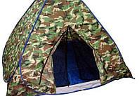 Палатка автомат для туризма 2х2