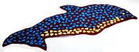 Коврик детский ортопедический массажный Дельфин