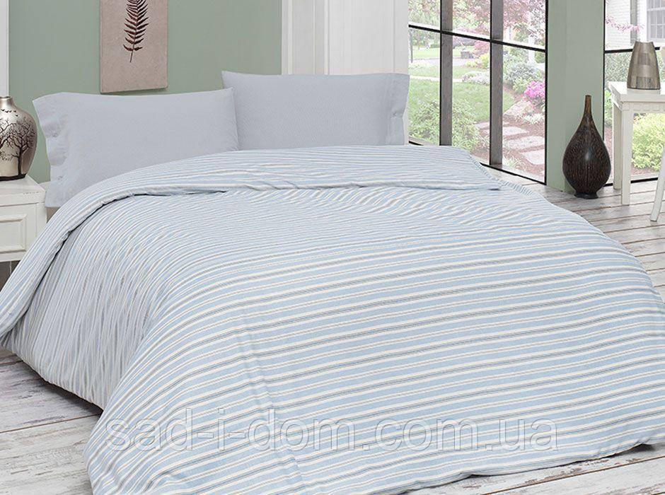 Комплект постельного белья, фланель 200*220 см