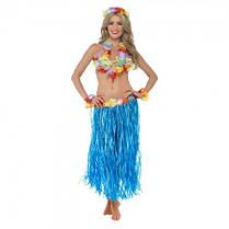 Карнавальный костюм Гавайский синий