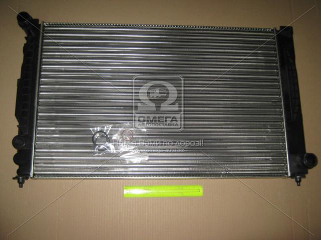 Радиатор водяного охлаждения AUDI A4 (пр-во Nissens)