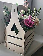 Ящик-переноска для цветов
