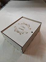 Коробка под бутылки из фанеры