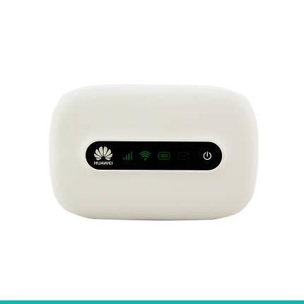3G CDMA Wi-Fi роутер Huawei EC5321u-2 (Rev.B) (Интертелеком) Б/У, фото 2