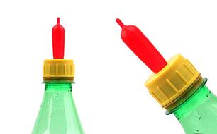 Соска под бутылку для ягнят, фото 2