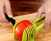 Слайсер для нарезки помидора, лимона, лука, Слайсер для нарізки помідора, лимона, лука