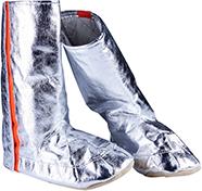 Покрытия для обуви для пребывания в огне AM31