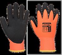 Перчатки Portwest Thermo Pro Ultra AP02 Оранжевый/Черный, L