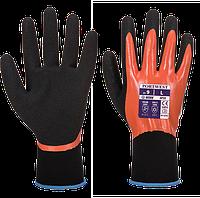 Перчатки Dermi Pro AP30 Оранжевый/Черный, L