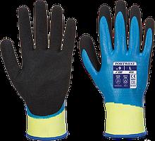 Перчатки Portwest Aqua Cut Pro AP50 Синий/Черный, L