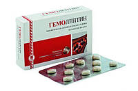 Гемолептин Арго заболевания системы кроветворения, анемия, нарушение свертываемости крови, фото 1
