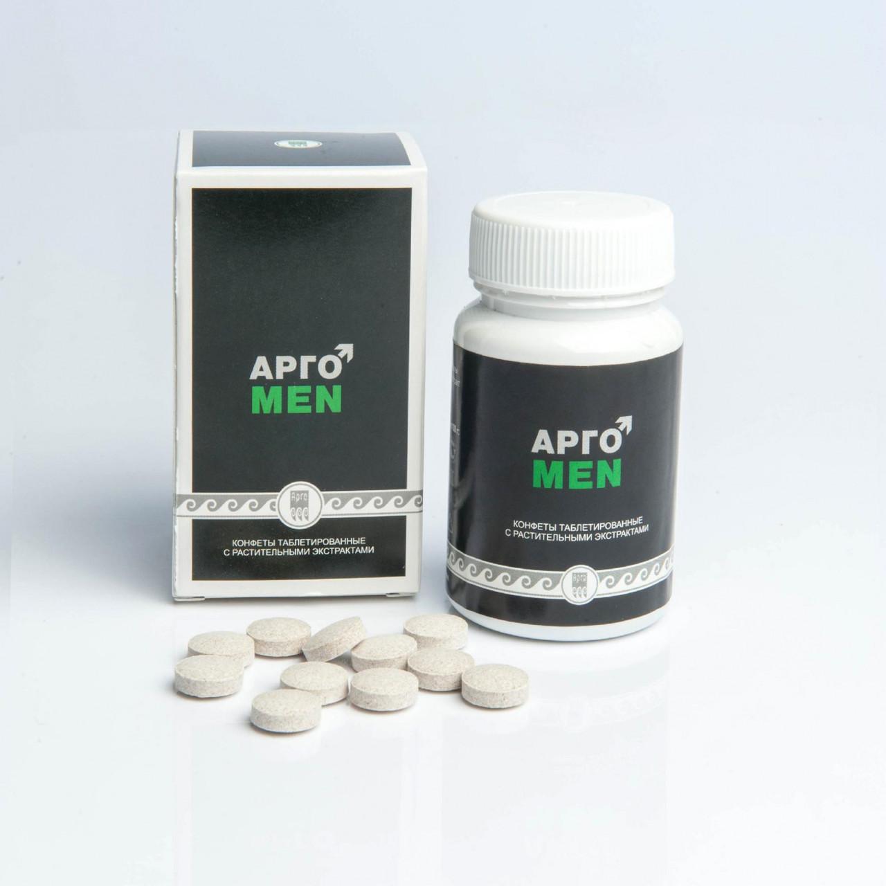Аргомен для мужчин (простатит, аденома, потенция, либидо, уретрит, цистит, пиелонефрит, бесплодие)