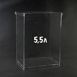 Ящик для пожертвувань 220/250/100 мм 5,5 літра
