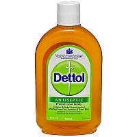 Раствор для перевода рисунка на тело  Dettol 15 ml