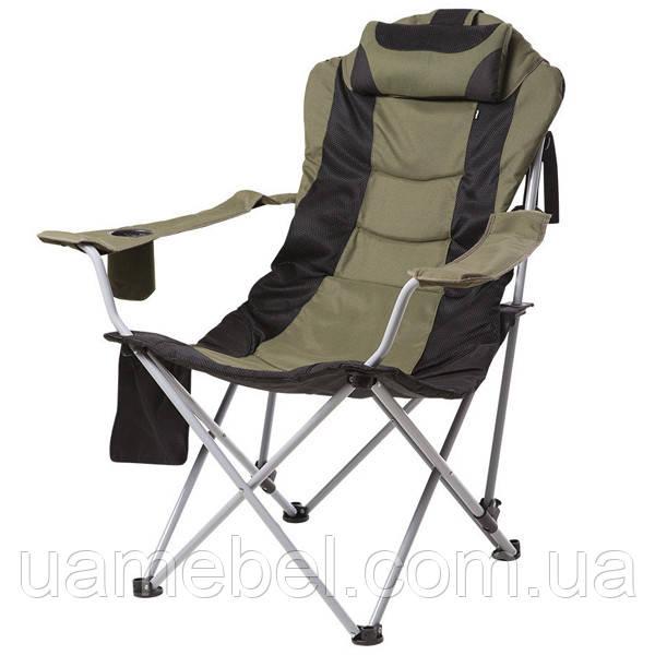 Кресло «Директор», Ø 19 мм (Зеленый) 6000