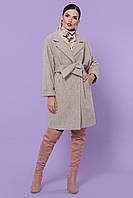 Универсальное двубортное пальто