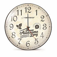 Часы настенные Esperanza Lausanne EHC18L