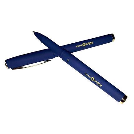 Ручка гелевая Optima PRIMA О15638-02-0119 0,5 мм, синий, фото 2