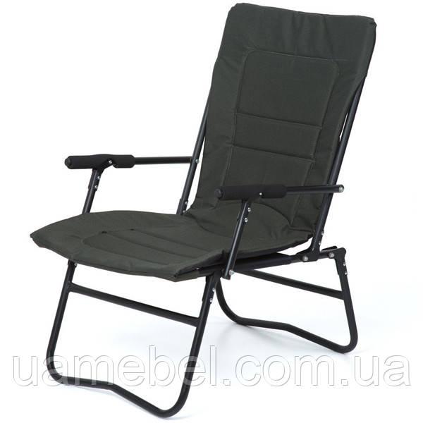 Кресло «Белый Амур» Ø 20 мм (Зеленый меланж) 2210032