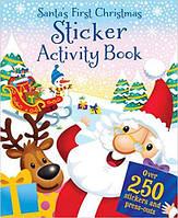 Igloo Santa's First Christmas - Sticker Activity Book