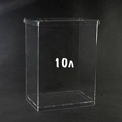 Ящик для пожертвувань 200/250/200 мм 10 літрів