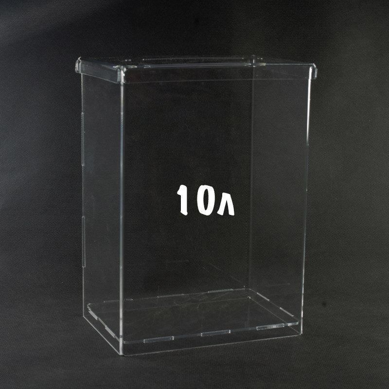 Ящик для пожертвований 200/250/200 мм 10 литров