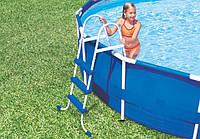 Лестница к бассейну 91 см (28060) Intex , фото 1