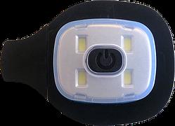 Сменный LED фонарик на шапку B030