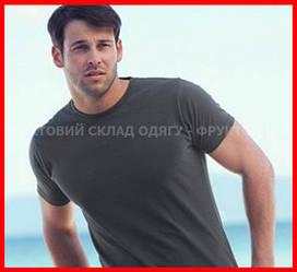Мужская футболка приталенная