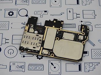 New. Материнская плата Xiaomi Mi Note 3 6\64Gb