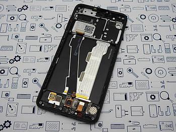 Б.У. Оригинал модуль дисплея в сборе Xiaomi Mi Note 3 черный