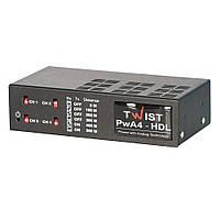 Комплект підсилювачів TWIST-PwA-4-HDL