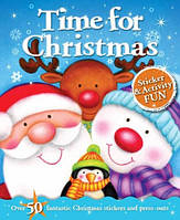 Igloo Time For Christmas - Sticker And Activity Book
