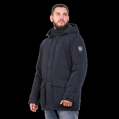 Чоловіча куртка Baon 537518 синього кольору
