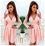 Женское платье с юбкой-солнце (в расцветках), фото 7
