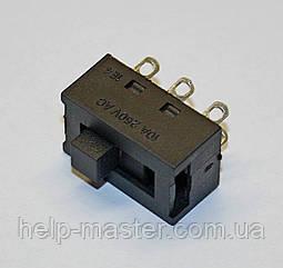 Переключатель ползунковый XC-2210
