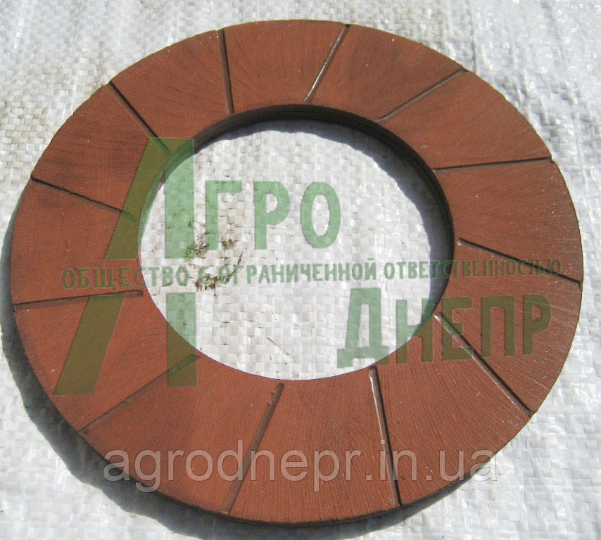 Накладка диска тормозного ЮМЗ, МТЗ А59.01.201(50-1605118)