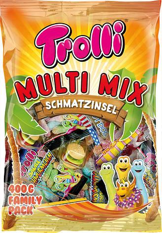 Жувальні цукерки Trolli Multi Mix 500г, фото 2