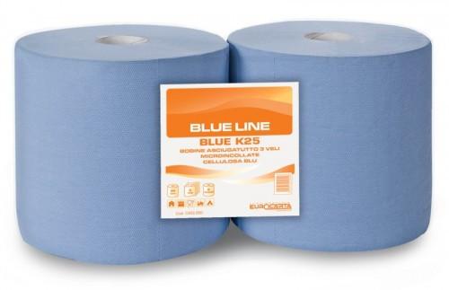 Бумага 3-х слойная (Италия) Eurocarta Blue K25