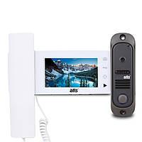 Комплект відеодомофона ATIS AD-440MW Kit box