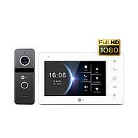 Комплект відеодомофона Neolight NeoKIT HD Graphite