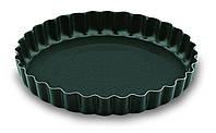 Форма для выпечки Lacor алюминиевая с антипригарным покрытием 24х3 см., черная (.FW:68723)