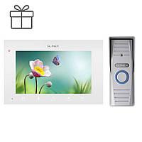 Комплект відеодомофона Slinex SQ-07MTHD і виклична панель Slinex ML-15HD