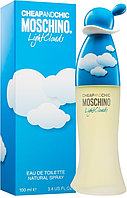 Женская туалетная вода Moschino Cheap and Chic Light Clouds (100 мл ), фото 1